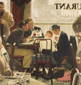 NORMAN ROCKWELL AUCTION