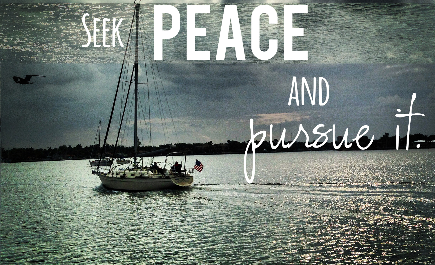 Psalms, Peace and Do good on Pinterest