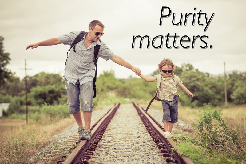 Physical Purity Matters