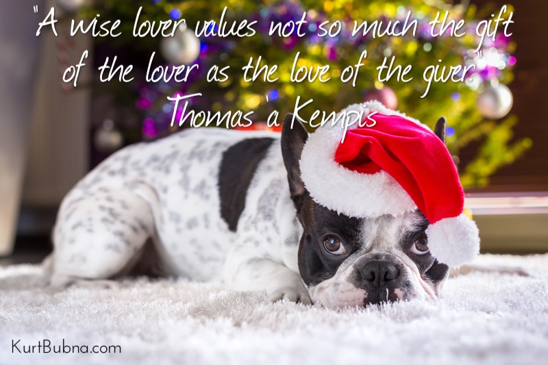 Christmas 1 Puppy Quote