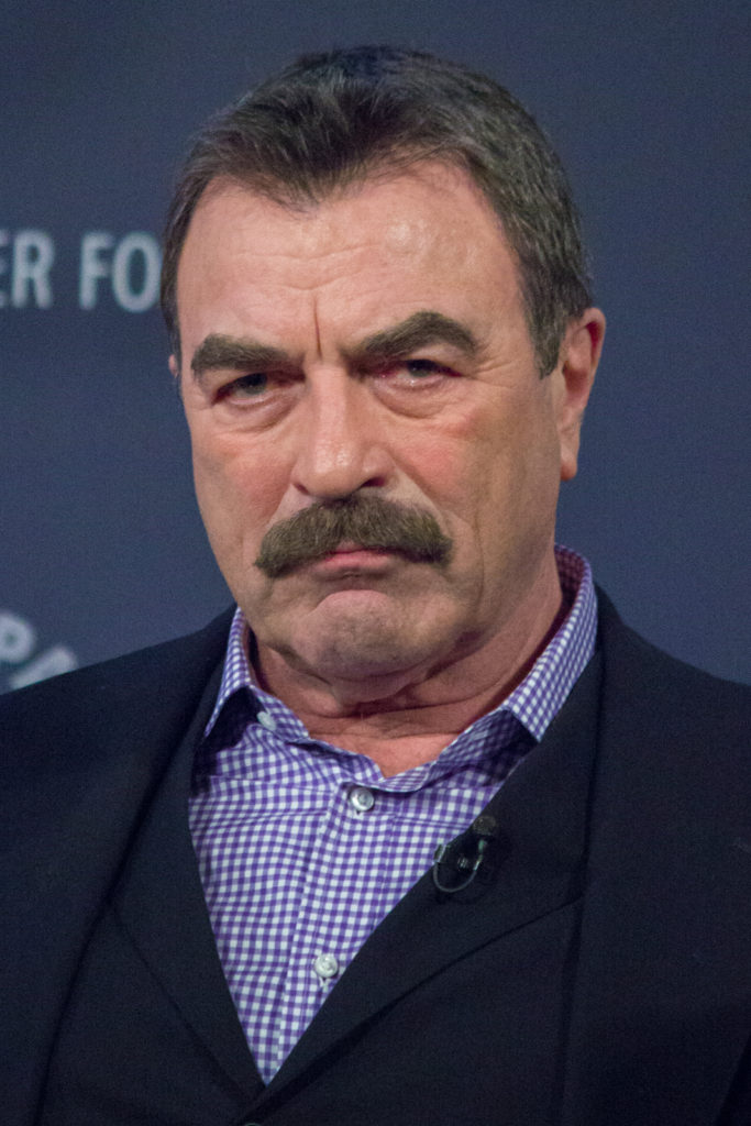 Family Tom_Selleck
