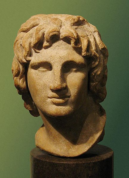 alexander the great ruler of the world 323 bce) that his name marked the end of an old world epoch and the beginning  of a  alexander the great: king, commander and statesman.