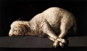 Lent SACRIFICE Lamb