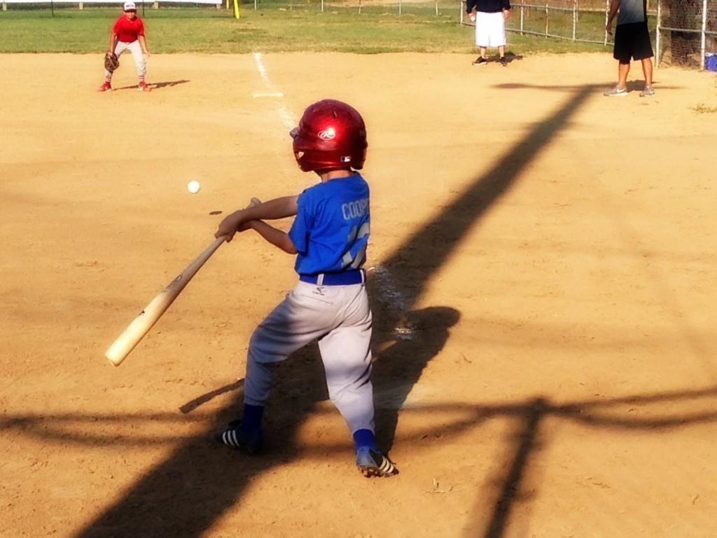 I Believe Baseball Kid