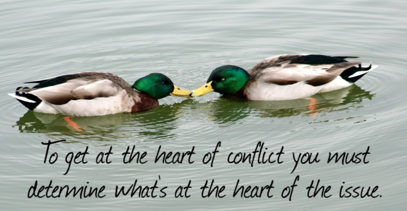 Conflict PIN 3