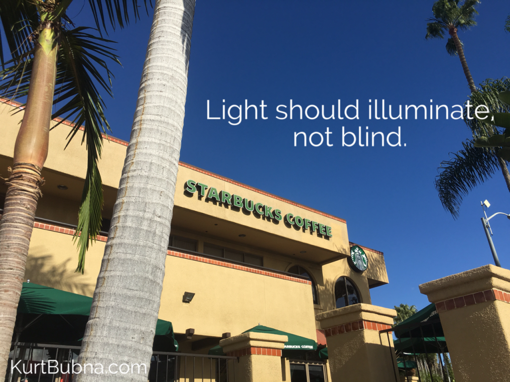Starbucks Illuminate