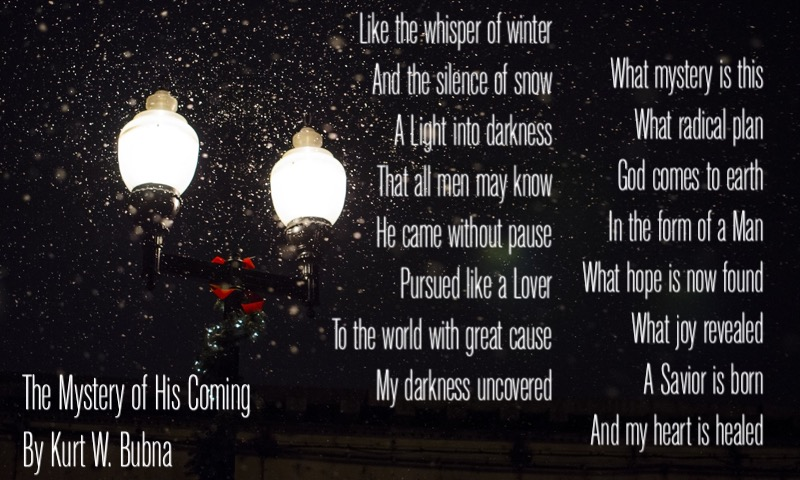Christmas Poem 2015