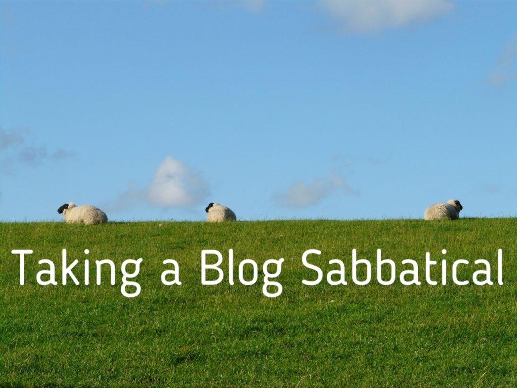 Blog Sheep