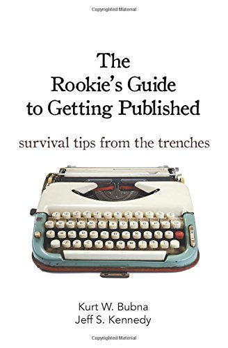 The Rookie's Guide to Getting Published