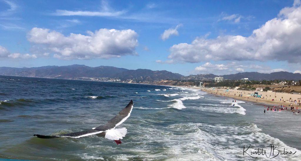 Santa Monica Beach-1508817035953